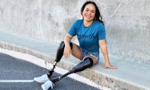 Bomb Survivor Double-Amputee Aims for the 2021 Paralympic Games: 'My Destiny'