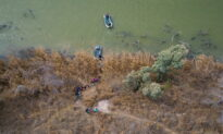 Texas Rangers Save 6-Month-Old Baby Thrown Out of Raft Into Rio Grande River by Smugglers
