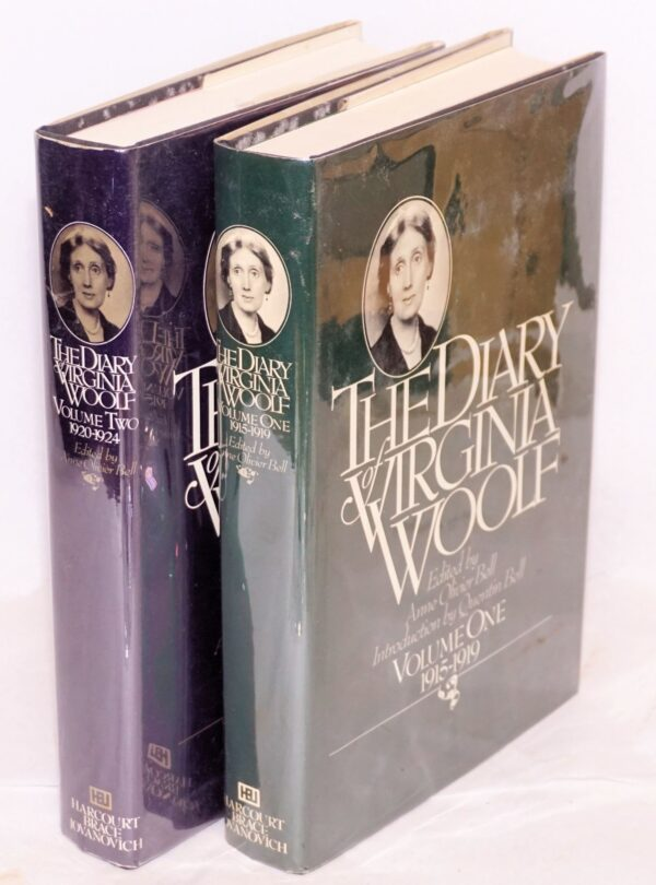 diary Virginia Woolf