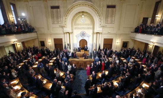 New Jersey's Vaccine Mandate for State Capitol Will Restrict Public Access to Legislature: Republican Lawmakers
