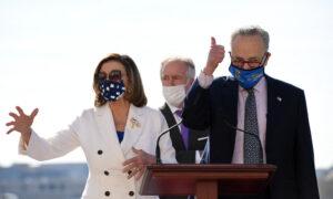 Pelosi, Schumer Announce 'Agreement on a Framework' to Fund Budget Bill