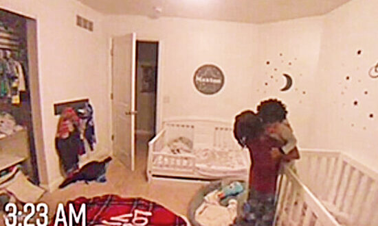 Baby Monitor Captures Touching Moment Boy, 10, Wakes Up at 3 AM to Comfort Baby Brother