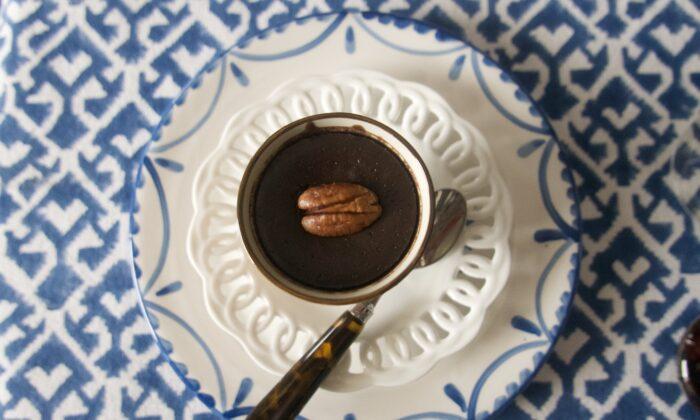 These rich, creamy French custards are a great entertaining dessert. (Victoria de la Maza)