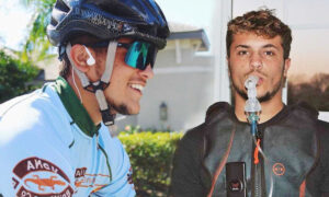 Teen With Cystic Fibrosis Becomes Record-Breaking Runner, Prepares for 2021 Ironman Races