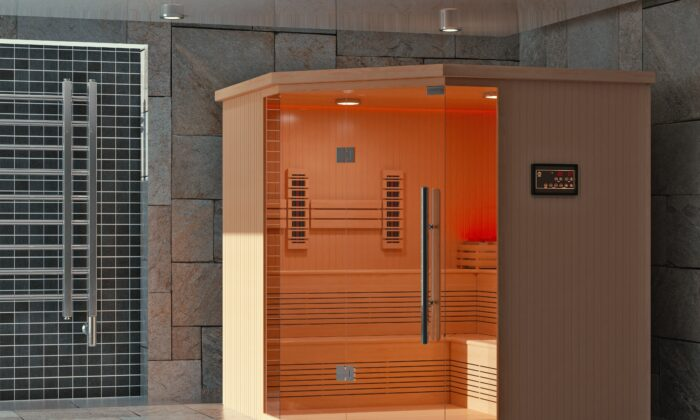 Infrared saunas are one way to rejuvenate our cells when sunlight is not available.(doomu/Shutterstock)