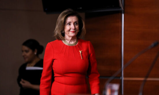 Pelosi's House Democrat Margin Shrinks as Republican Representative Sworn In