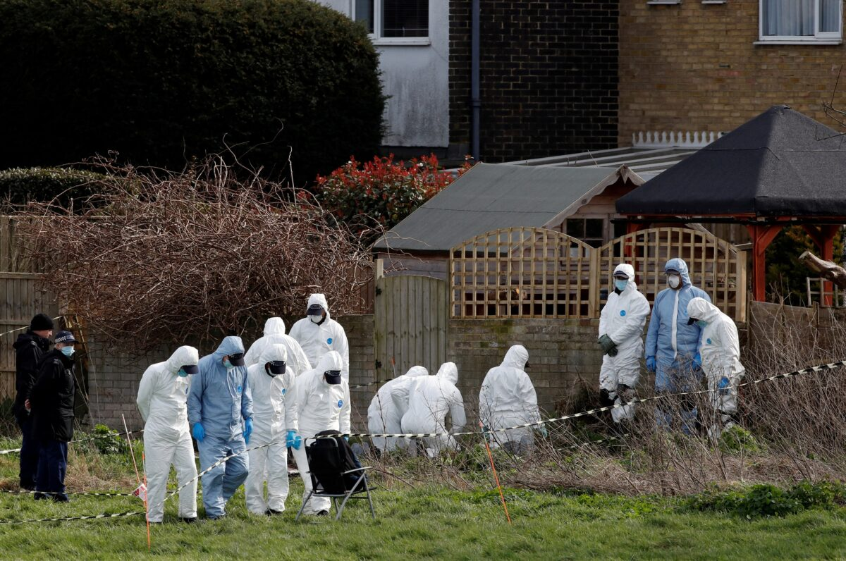 Investigation into the disappearance of Sarah Everard continues, in Deal