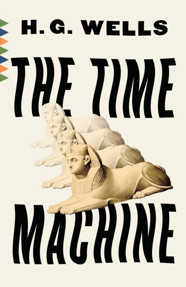 The Time Machine-cover