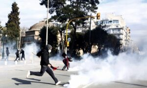 Greece: 'Lockdown Fatigue' Blamed for Fueling Mass Protests