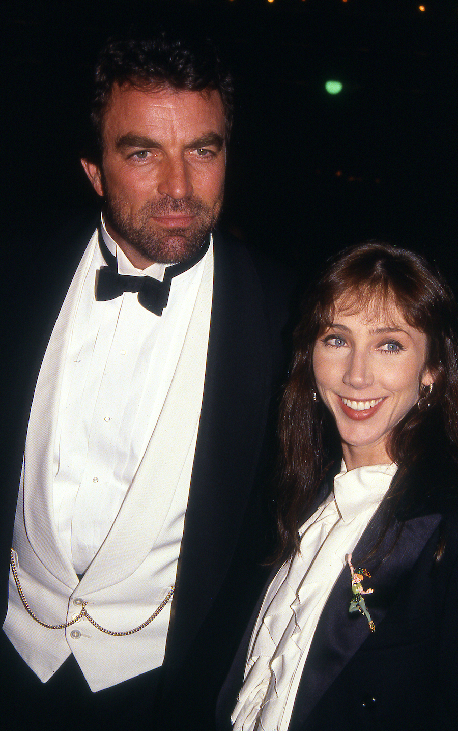 Tom Selleck Shares Secret Behind 33 Years of Happy Marriage to Wife Jillie