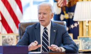 Biden Holds First Summit With Leaders of the 'Quad' to Counter China