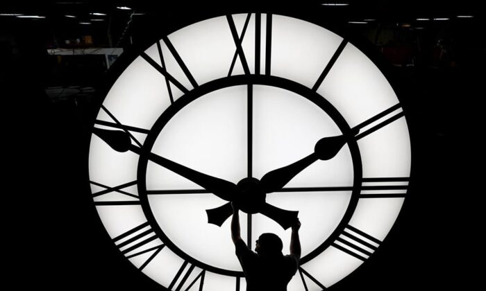 Most Canadians will move their clocks forward by an hour at 2 a.m. on March 14. (The Canadian Press)