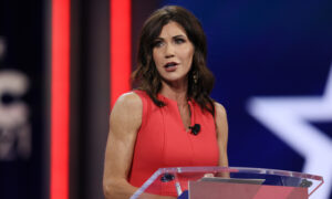 '1619 Project' Has No Place in South Dakota, Kristi Noem Says