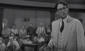 Popcorn and Inspiration: 'To Kill a Mockingbird': An Uplifting Tale About Racial Injustice