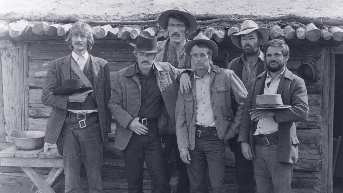 "6 western outlaws in ""Butch Cassidy and the Sundance Kid"" in Five Westerns That Capture the Essence of the American Wild West"