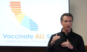 California Aims to Fully Reopen June 15, Newsom Says, as Recall Looms