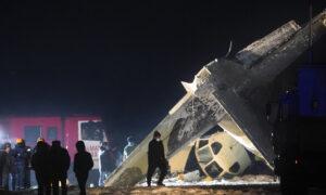 Kazakh Military Plane Crash in Almaty Kills 4