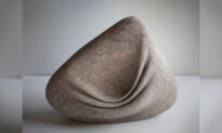Spanish Artist Sculpts Mind-Bending 'Soft' Stone That Seems to Fold, Wrinkle, and Squeeze