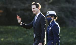 Jared Kushner Breaks Silence Since Leaving White House