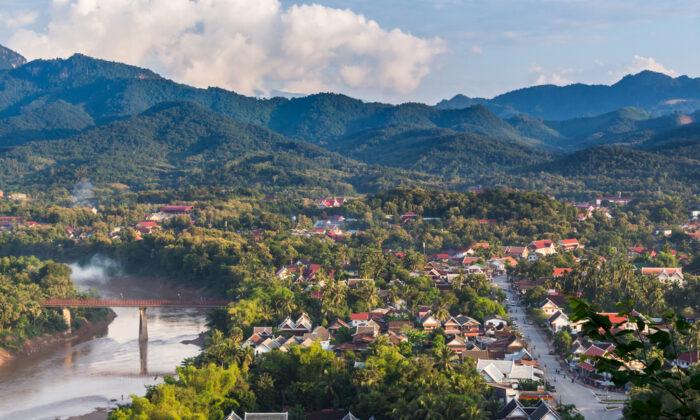 Luang Prabang, Laos. (Tortoon/Shutterstock)