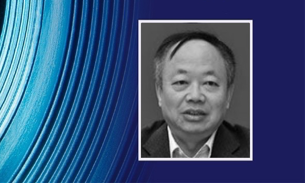 Peng Bo, the deputy director of China's secret state police, in a photo released by CCTV. Bo has been dismissed and is now under investigation in Beijing, the Chinese regime announced. (Illustration/The Epoch Times)
