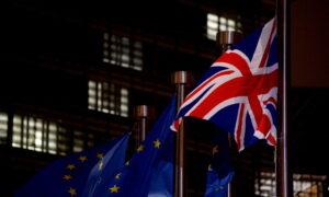 EU Launches Legal Case Against Britain Over Northern Ireland