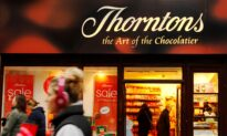 Chocolate Chain Thorntons to Close UK Stores, 600 Jobs at Risk