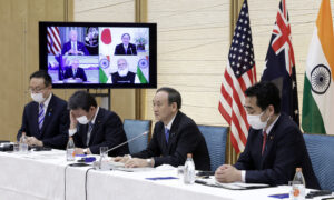 Quad Nations Plan to Include New Members Despite Outrage From Beijing