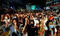 Burma Junta Orders Martial Law in 6 Yangon Townships