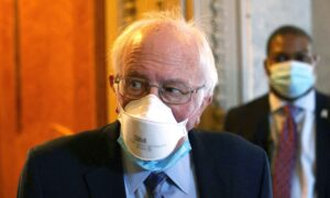 Sanders Planning on Passing Infrastructure Bill Without Republican Support