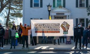 Confucius Institute at Tufts University Set to Close Amid Protests