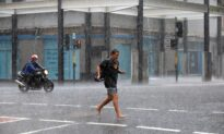 Sever Weather and Flood Warnings for New South Wales