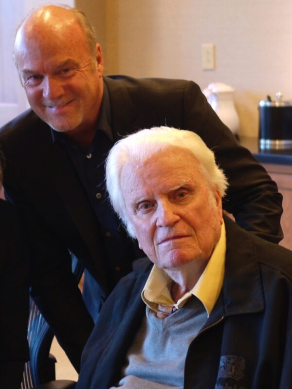 greg laurie and billy graham