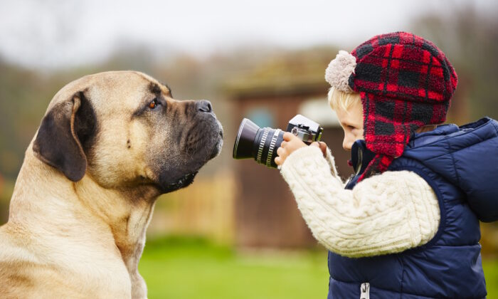 Pets bring an element of fun—but also of responsibility—into kids' lives. (Jaromir Chalabala/Shutterstok)
