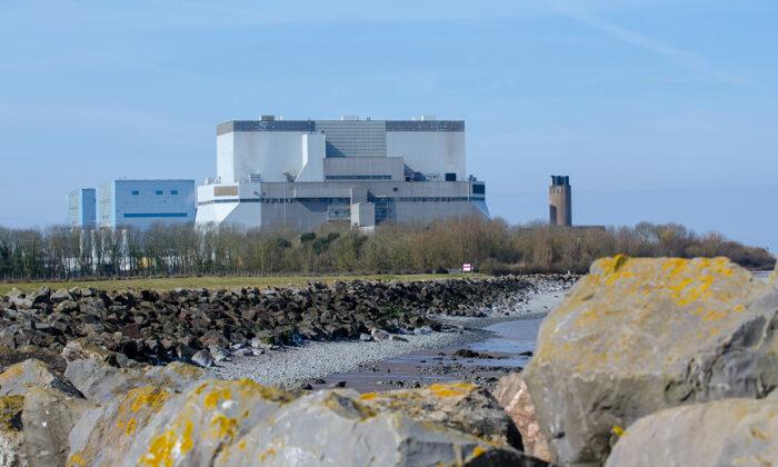 Hinkley Point B power station. (EDF)