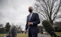 Biden Tells Migrants 'Don't Come Over' Amid Border Crisis