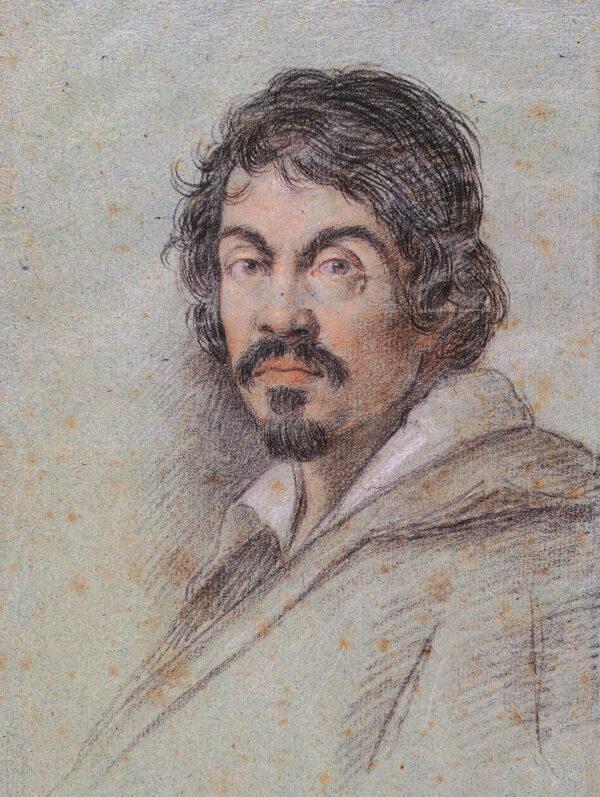 Ottavio_Leoni,_portrait of Caravaggio
