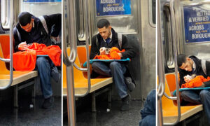 NYC Subway Passenger Spots Man Bottle-Feeding Tiny Kitten: 'It Renewed My Faith in Humanity'