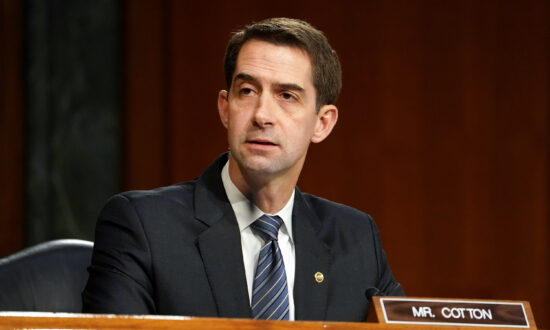Rep. Tom Cotton Introduces Legislation to Ban 'Critical Race Theory' in US Military