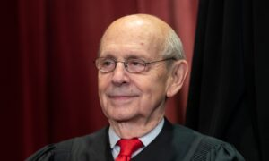Biden Won't Push Supreme Court Justice Breyer to Retire: White House