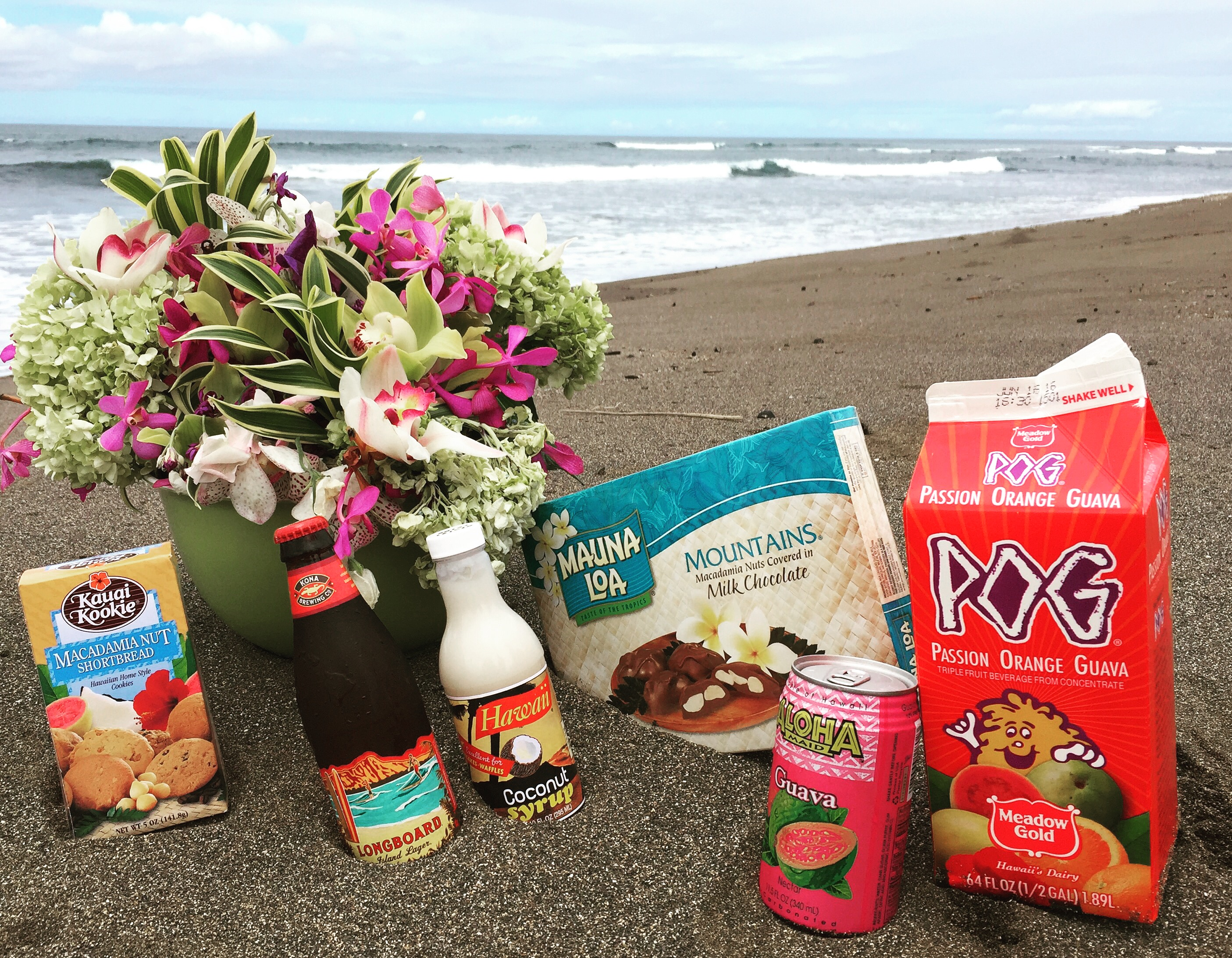 My favorite foods to buy in Kauian grocery stores