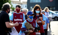 UK Mulls 'COVID Certification' to Return Fans to Sport Events