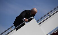 Biden 'Just Fine' After Stumbling While Boarding Air Force One: Aide