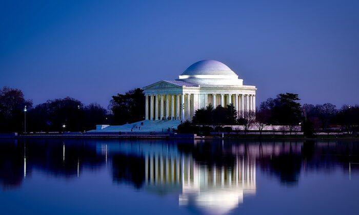 The Jefferson Memorial is seen in Washington, D.C. (David Mark/Pixabay)