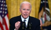 Biden Says Goal of 100 Million COVID Shots to Americans Will Be Met by Friday