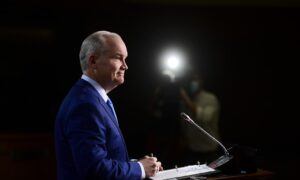 O'Toole to Face Conservative Grassroots After Laying Out Elements of Election Plan