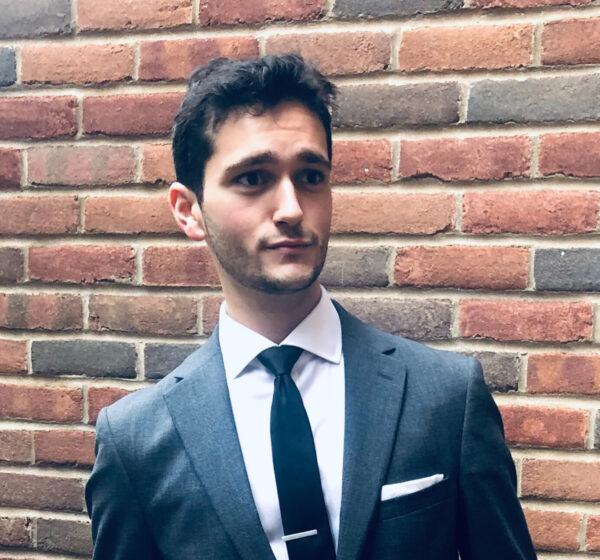 Luciano Marsalli - Headshot