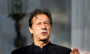 Pakistan PM Khan Tests Positive for COVID-19