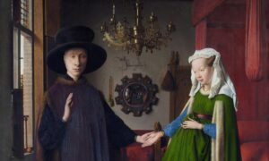 The Unsolved Mystery of Jan van Eyck's 'Wedding' Portrait