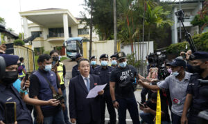 North Korean Diplomats Leaving Malaysia After Ties Are Severed
